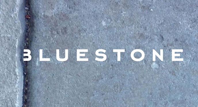 Bluestone by James Lasdun