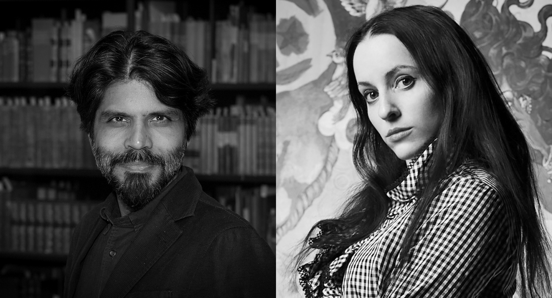 Pankraj Mishra and Molly Crabapple
