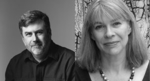 Colin Harrison and Sarah Crichton in Conversation