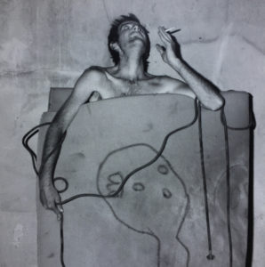 Engulfed by Roger Ballen